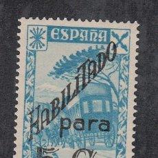 Sellos: ,,BENEFICENCIA HUERFANOS DE CORREOS 41 SIN CHARNELA,. Lote 28537540