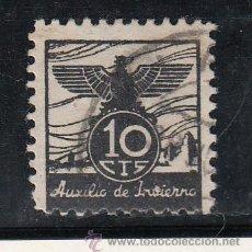 Sellos: ,,LOCAL PARTIDOS .AUXILIO DE INVIERNO 5 USADA, 10 CTS. . Lote 28738948