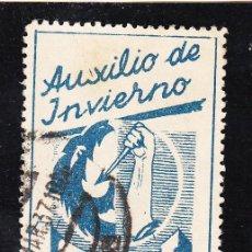 Sellos: ,,LOCAL PARTIDOS .AUXILIO DE INVIERNO 2 USADA, 10 CTS.. Lote 28738963