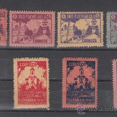 Sellos: ,,LOCAL NACIONALISTA FUENGIROLA (MALAGA) B315/22 SIN CHARNELA, IGLESIA DEMOLIDA, . Lote 29071034