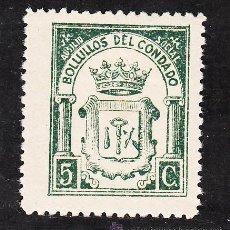 Sellos: ,,LOCAL NACIONALISTA BOLLULLOS CONDADO (HUELVA) B103 CON CHARNELA, AUXILIO SOCIAL. Lote 29156532