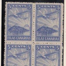 Sellos: ,,LOCAL NACIONALISTA CANARIAS 184 EN B4 SIN CHARNELA, . Lote 29111104