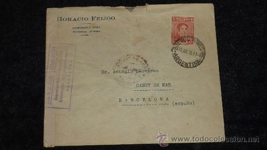 SOBRE CON TAMPONES DEL COMITE DE MILICIAS ANTIFASCISTAS BARCELONA. 25 JULIO 1936. GUERRA CIVIL (Sellos - España - Guerra Civil - De 1.936 a 1.939 - Cartas)