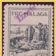 Timbres: MÁLAGA, MÁLAGA, IZNATE, GUERRA CIVIL, FESOFI Nº 104 * *. Lote 29471444