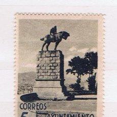 Sellos: AYUNTAMIENTO DE BARCELONA 1936 EDIFIL 14 . Lote 29641907