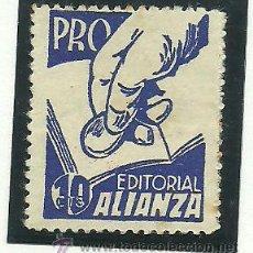 Sellos: 2678 GUERRA CIVIL PRO EDITORIAL ALIANZA. Lote 30194046