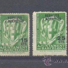 Sellos: AYUNTAMIENTO DE BARCELONA. Lote 30601952