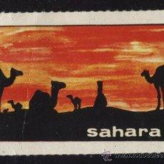 Sellos: S-4465- VIÑETA DEL SAHARA ESPAÑOL. . Lote 30653219