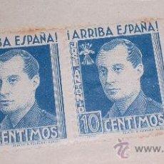 Stamps - 2 sellos primo de Rivera nuevos - 32878781