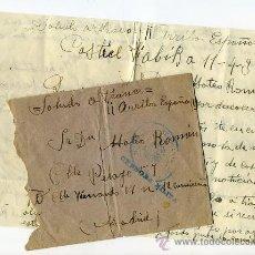 Sellos: FRANQUICIA CENSURA 1939 - RGTO INF GALICIA 19 ESTAFETA 71 DIV 56 - CASTIELFABIB VALENCIA MILITAR. Lote 32989159