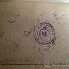 Sellos: 1938. AJUNTAMENT MORA LA NOVA (TARRAGONA). NO HA SELLOS GUERRA CIVIL. Lote 33986566