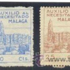 Sellos: MALAGA. Lote 35797910
