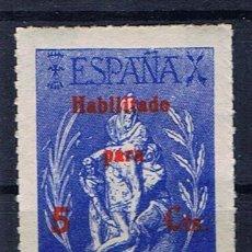 Sellos: COLEGIO DE HUERFANOS DE CORREOS 1 PTS HABILITADO NUEVO*. Lote 210363891