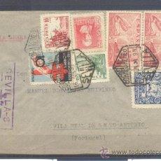 Sellos: 1939.- SEVILLA A PORTUGAL. Lote 36813166