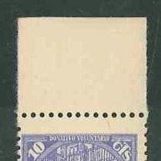 Sellos: HUERFANOS DE TELEGRAFOS BENEFICENCIA. Lote 36912049