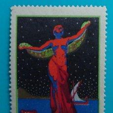 Sellos: VIÑETA SELLO EXPOSICION INTERNACIONAL BARCELONA 1929 - NUEVO CON GOMA . Lote 37223809