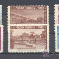 Sellos: EL VENDRELL. Lote 37494272