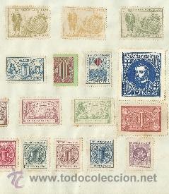 Sellos: COLECCION DE 125 VIÑETAS CATALANISTAS - VER FOTOS - (V-177) - Foto 12 - 37607167