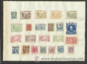 Sellos: COLECCION DE 125 VIÑETAS CATALANISTAS - VER FOTOS - (V-177) - Foto 13 - 37607167