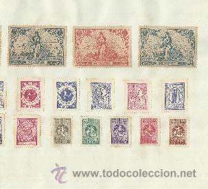Sellos: COLECCION DE 125 VIÑETAS CATALANISTAS - VER FOTOS - (V-177) - Foto 15 - 37607167