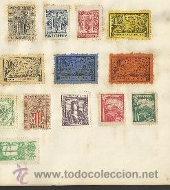Sellos: COLECCION DE 125 VIÑETAS CATALANISTAS - VER FOTOS - (V-177) - Foto 3 - 37607167