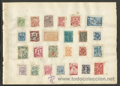 Sellos: COLECCION DE 125 VIÑETAS CATALANISTAS - VER FOTOS - (V-177) - Foto 10 - 37607167