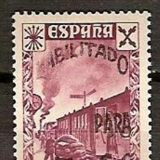 Sellos: SELLO ESPAÑA BENEFICIENCIA EDIFIL 46 AÑO 1940 NUEVO . Lote 37731452
