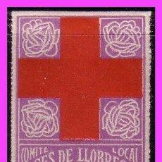 Sellos: GUERRA CIVIL, BARCELONA, ROSES DE LLOBREGAT, FESOFI Nº 15 * * . Lote 37877664
