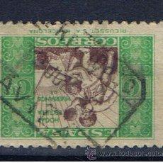 Selos: HOGAR ESCUELA HUERFANOS DE CORREOS 1934 EDIFIL 2 FECHADOR 1938 AVILA. Lote 38560646