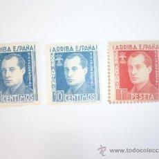 Stamps - lote 3 sellos primo de rivera no han estado puesto en sobres. - 38923698