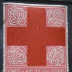 Sellos: COMPTE LOCAL ROSES DE LLOBREGAT. Lote 39902063