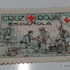 Sellos: VIÑETA CRUZ ROJA ESPAÑOLA.. Lote 39920593