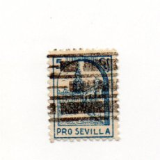 Sellos: PRO SEVILLA, 5 CTS.. Lote 40413037