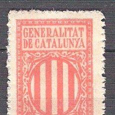 Sellos: SELLO FISCAL DE LA GENERALITAT DE CATALUÑA. 10 CTS.. Lote 42148546