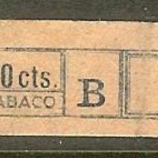 Sellos: GRAN CANARIA. IMPUESTO SOBRE EL TABACO. 1936/39. Lote 44973075
