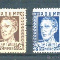 Francobolli: VIÑETA POLITICA REPUBLICANA. 1835/36 *. Lote 45644014