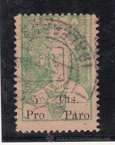 ,,LOCAL NACIONALISTA IBIZA (BALEARES) 375 USADA MATº CORREOS, (Sellos - España - Guerra Civil - Locales - Usados)