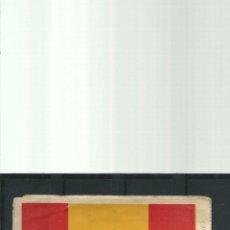 Sellos: ESPAÑA TRIPTICO DE FRANCO SIN ESCRIBIR. Lote 46028533