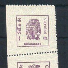 Francobolli: CHIMENEAS (GRANADA). Lote 46211132
