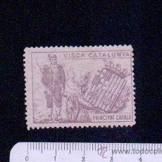 Sellos: VISCA CATALUNYA.PRINCIPAT CATALÁ.. Lote 46684150