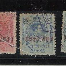 Sellos: AÑO 1920 Nº 292/96 USADOS LUJO CATÁLOGO 72€. Lote 48733726