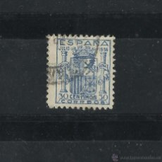 Sellos: AÑO 1936 Nº 801 USADO DE LUJO Y AUTENTICO CATALOGO +++183€. Lote 48738526