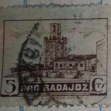Sellos: SELLO DE LA GUERRA CIVIL. Lote 50114547