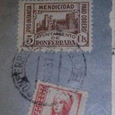 Sellos: SELLO DE LA GUERRA CIVIL . Lote 50114634