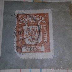 Sellos: SELLO DE LA GUERRA CIVIL . Lote 50114642