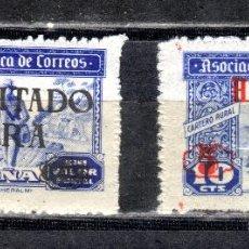 Sellos: ASOCIACION BENEFICA DE CORREOS. Lote 50755732
