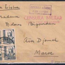 Sellos: 1938.- TENERIFE A MARRUECOS. Lote 51341063