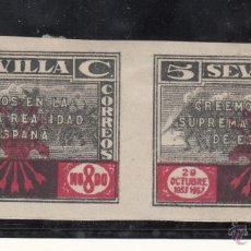 Briefmarken - ,,local nacionalista sevilla 680 pareja con charnela, - 51791209