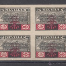 Briefmarken - ,,local nacionalista sevilla 680 en b4 con charnela, - 51791222