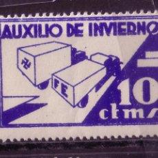 Sellos: CC13-GUERRA CIVIL. AUXILIO DE INVIERNO ** SIN FIJASELLOS. LUJO. Lote 52352175